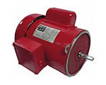 Auger Drive - TEFC (IP55) - Single-Phase